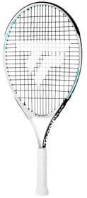 Dětská tenisová raketa TECNIFIBRE 2021 T-Rebound  23 black/white/turquoise