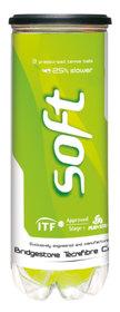 Dětské tenisové míče Soft á3 logo UNIQA