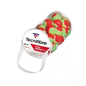 Dětské tenisové míče TECNIFIBRE  My new ball á36