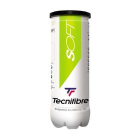 Dětské tenisové míče TECNIFIBRE  Soft á3