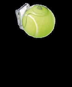 Držák na míče TECNIFIBRE  Ball clip