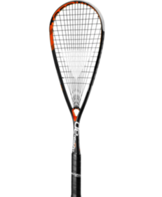 Squashová raketa Dynergy AP 125 black/orange