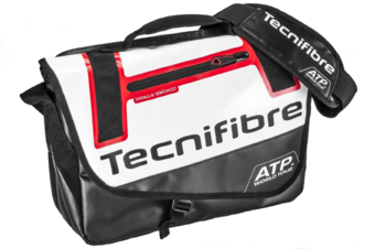 Taška na notebook TECNIFIBRE 2017 Pro Endurance Brief Case white/black