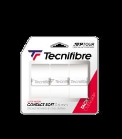 Vrchní omotávka TECNIFIBRE ATP Pro Contact Soft white á3